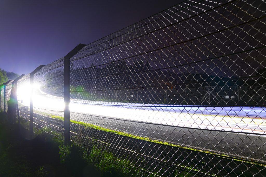 Fahrschule Mörsch - Teilstrecke vom Nürburgring bei Nacht